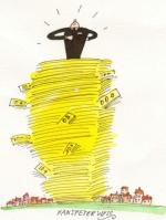 Karikatur Wyss